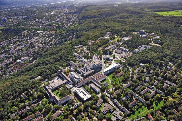 Das Universitäts – Klinikum Bonn (UKB) auf dem Venusberg wieder Nr. 1 in NRW