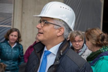 Ashok-Alexander Sridharan, Oberbürgermeister der Stadt Bonn